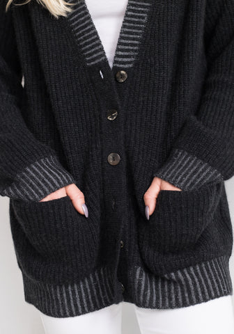 The 'Not Your Grandpa's Sweater' Cardigan