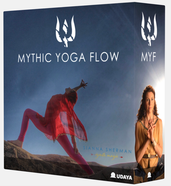 Mythic Yoga Flow® Master Course Flash Drive