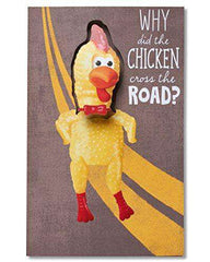 American Greetings Funny Dancing Chicken Birthday Card - Free Shipping