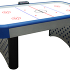 Imperial 7' Playmaker Air Hockey Table with Electronic Scoring