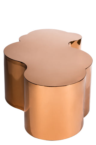 S5111-Kate Coffee Table in Rose Gold