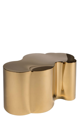 S5110G-Luca Coffee Table in  Gold