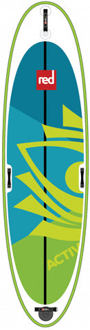 "Red Paddle Co. 9'8"" RIDE MSL inflatable SUP"