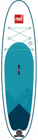 "Red Paddle Co. 10'8"" ACTIV MSL inflatable SUP"