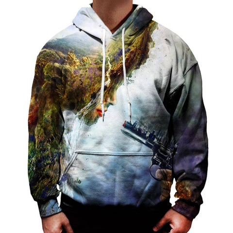 Image of Mother Earth hoodie