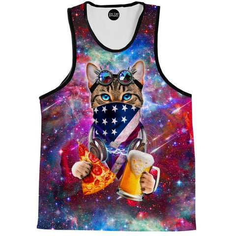 Image of USA Rave Cat Tank Top