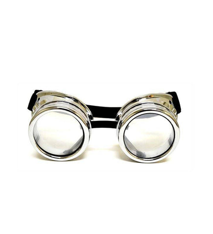 Image of GloFX Chrome Diffraction Goggles
