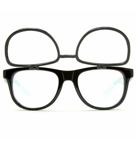 Image of GloFX Matrix Glasses- Black