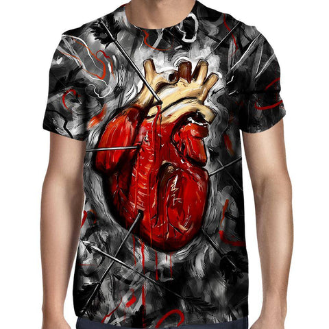 Image of Heart T-Shirt