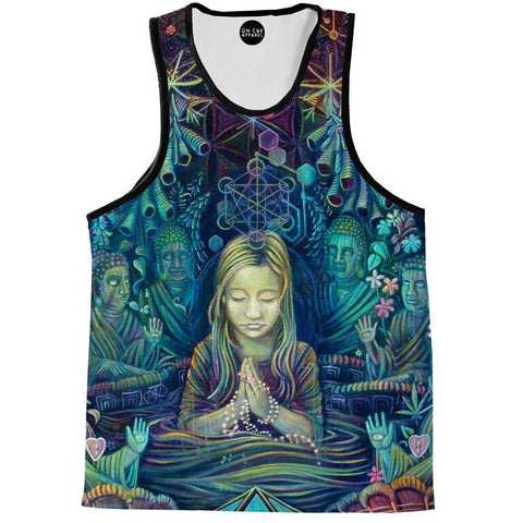 Image of Yoga Tank Top