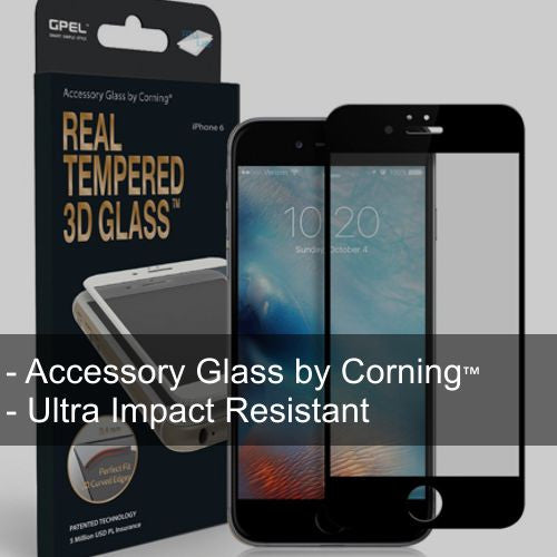 iPhone 6S | 6 Plus Accessory Glass by Corning - Starting $35