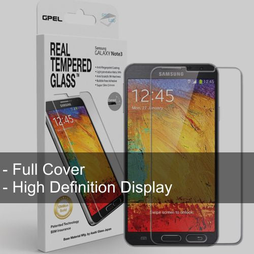 Galaxy Note 3 Full Cover Glass - Starting $20