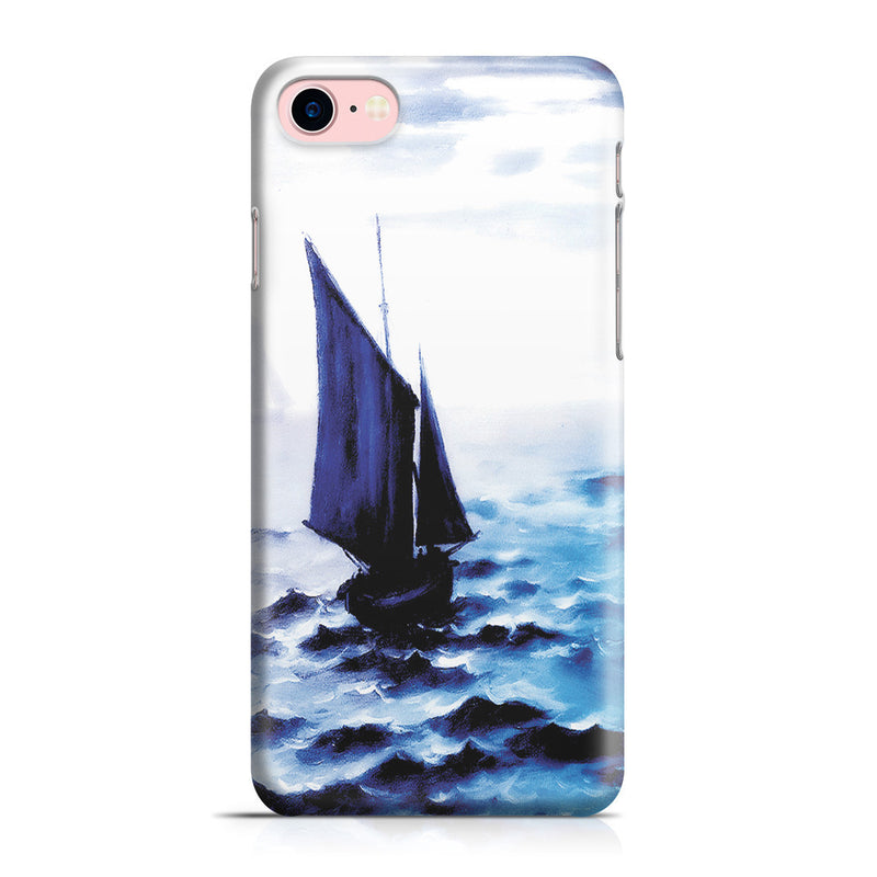 iPhone 6 | 6s Plus Case - Boats Leaing the Harbor by Claude Monet