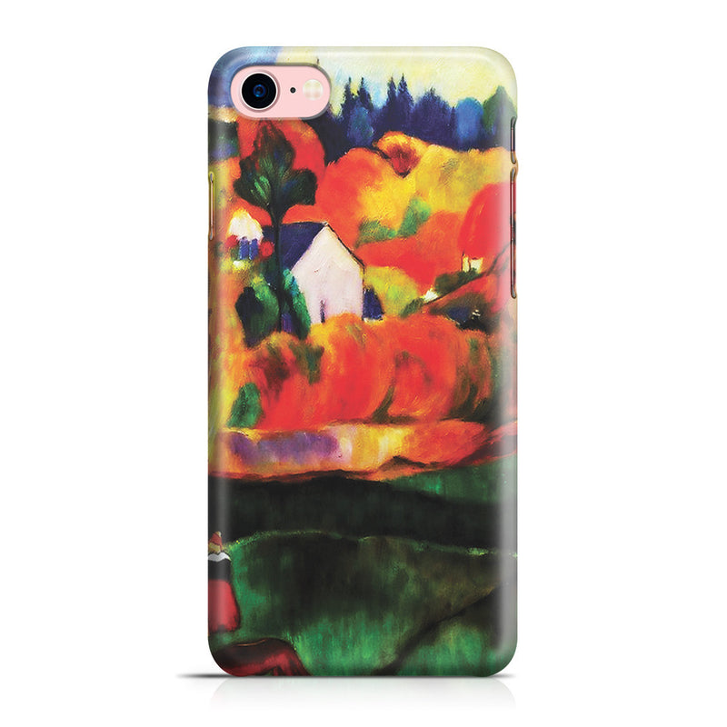 iPhone 6 | 6s Plus Case - A Breton Landscape. David's Mill., 1894 by Paul Gauguin