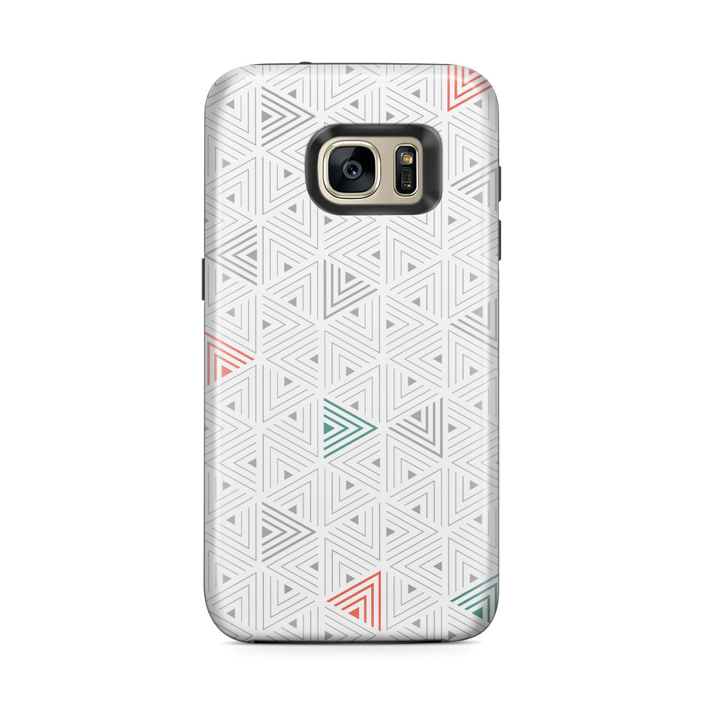 Galaxy S7 Edge Adventure Case - Infinite Trio