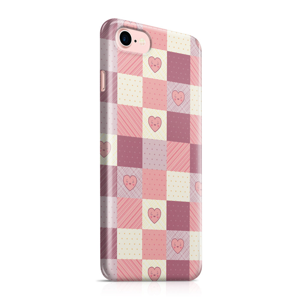 iPhone 7 Case - Comforted by a Quilt of Love