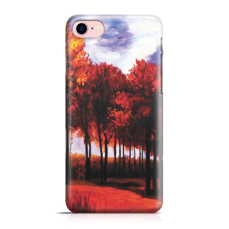 iPhone 6 | 6s Plus Case - Autumn Landscape by Vincent Van Gogh