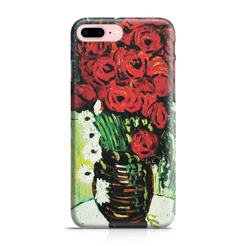 iPhone 7 Plus Case - Vase with Daisies and Poppies by Vincent Van Gogh
