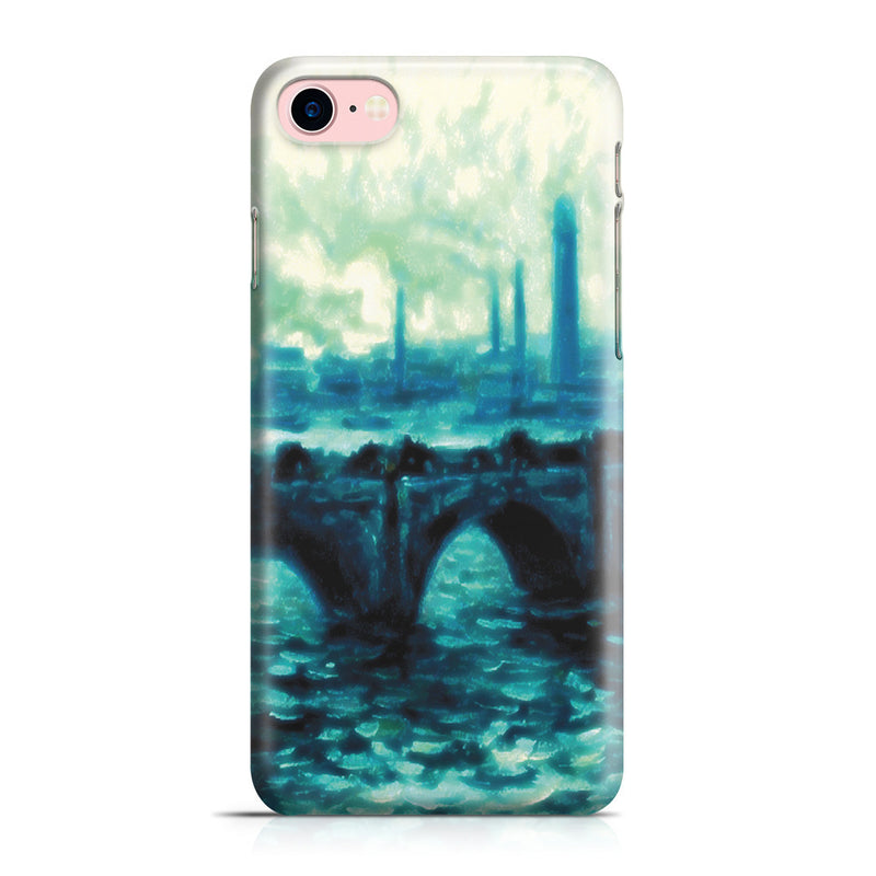 iPhone 6 | 6s Case - Waterloo Bridge by Claude Monet
