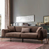 Nirvana 3 seater Sofa-bed  NIRV004-Brown