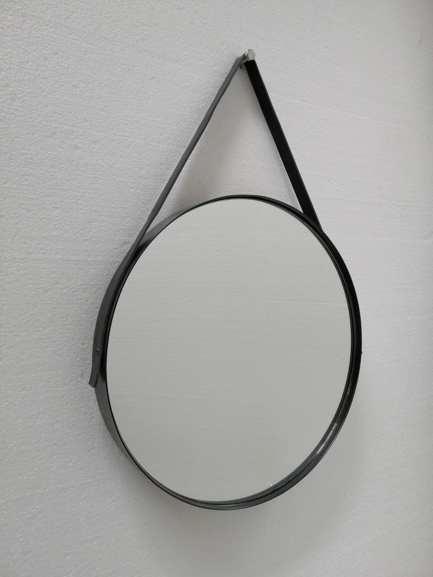 Mid century French Style Mirror 50cm  CH-05