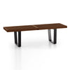 Retro Solid Wood Bench/table SMY15031A-W-WS-028B - ebarza