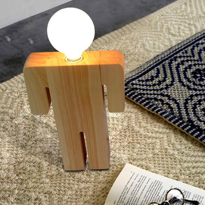 Desk\table Lamp - HeShe Solid Wood Office Set BPMT22SET