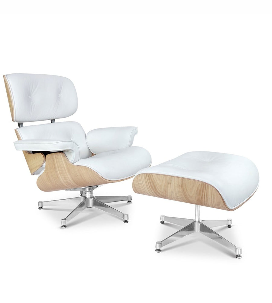 Lounge Chair - Lounge Chair And Ottoman Tall  MS0070T