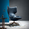 Biel  Lounge Chair LC031-Leather