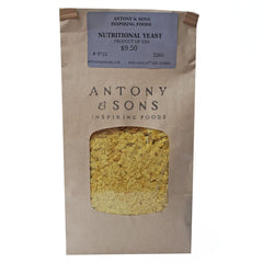 Antony & Sons Nutritional Yeast w/B12 - 226g