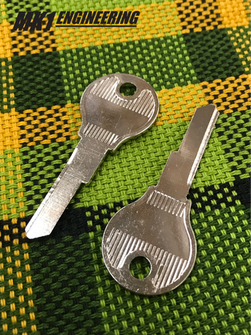 VW Aftermarket key blanks -SV- code