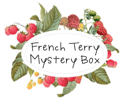 French Terry Mystery Box - Raspberry Creek Fabrics