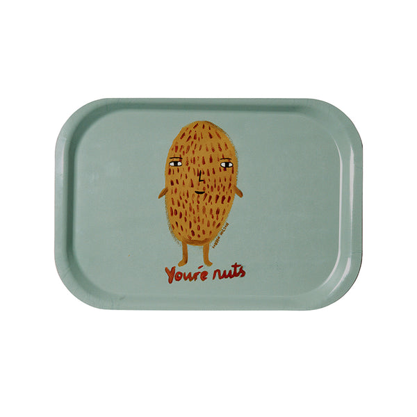 You're Nuts Mini Tray - indish-design-shop-2