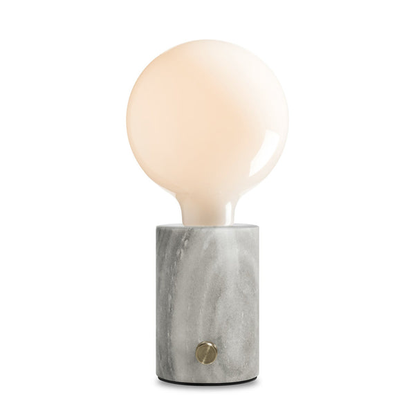 Orbis Marble Lamp Opaque - indish-design-shop-2