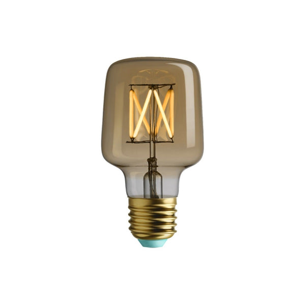 Wilbur Dimmable Gold Tinted LED Bulb - indish-design-shop-2