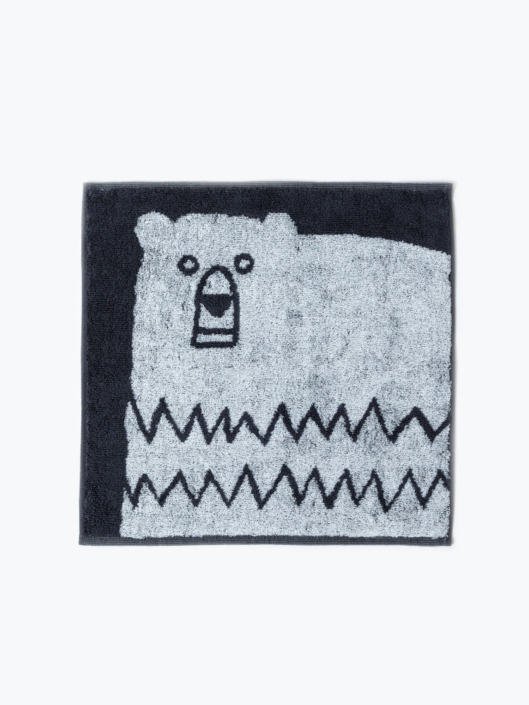 Animal Towel, Bear