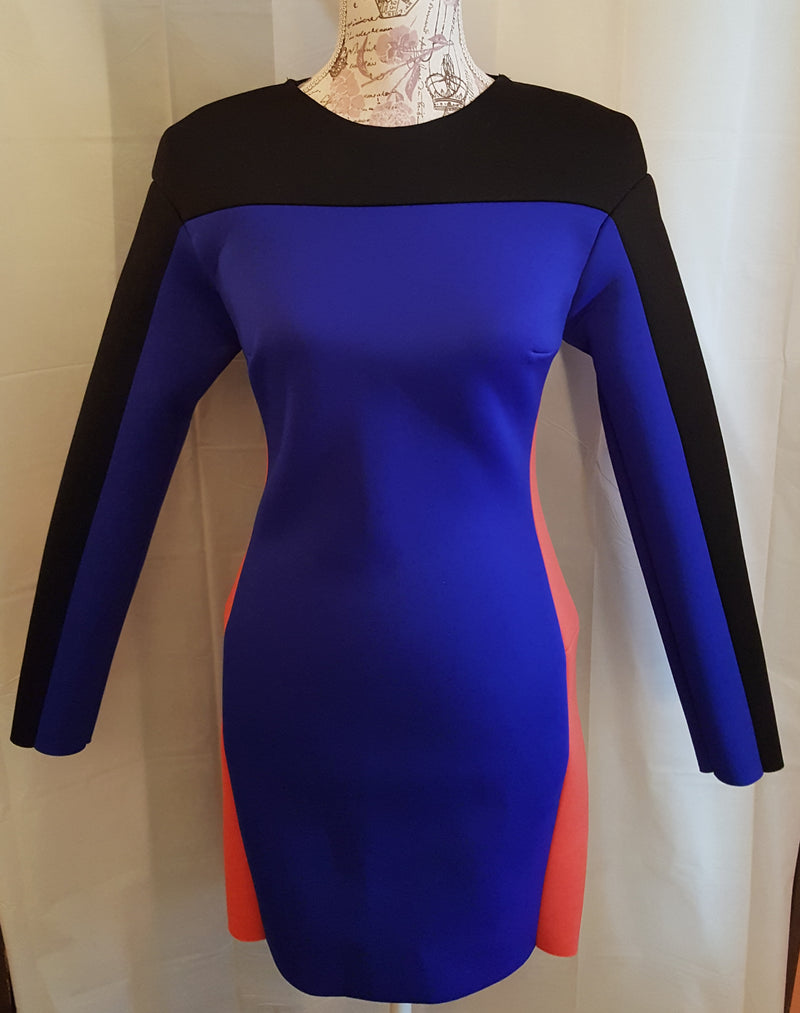 River Island Scuba Dress US Size 2