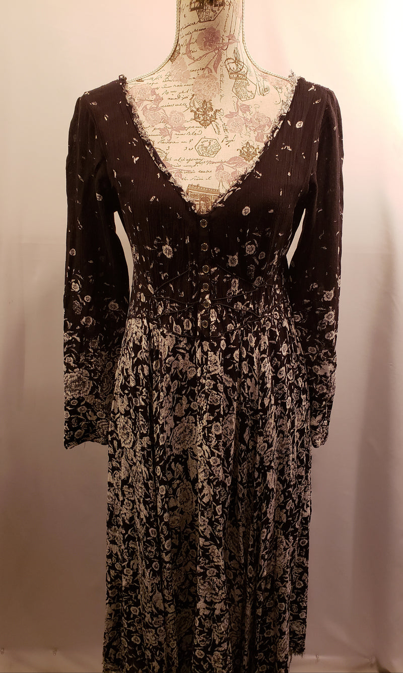 Free People Bohemian Dress Size Medium