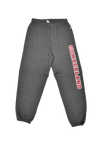 Grey Banded Sweatpants