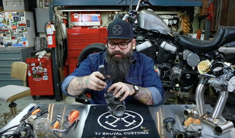 The EASIEST Carburetor Rebuild for Honda Shadow - STEP BY STEP (VIDEO)
