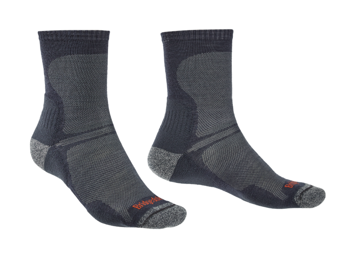 Bridgedale Hike Ultra Light T2 Mens Crew Sock