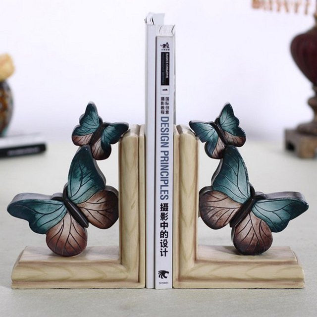 Butterfly Bookend