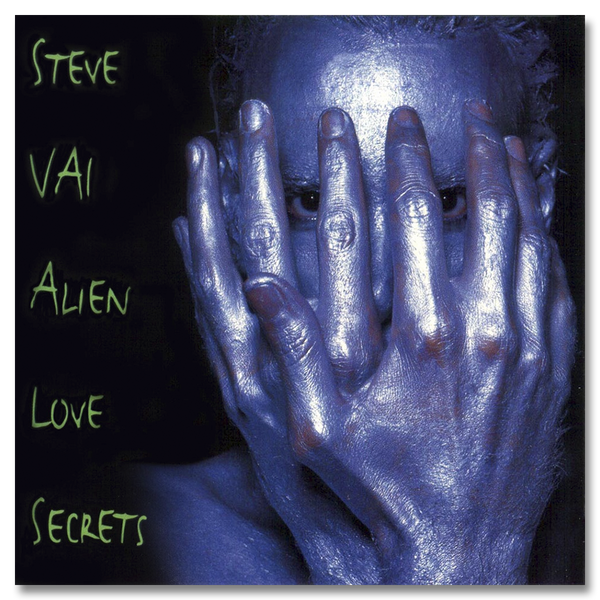 Alien Love Secrets CD