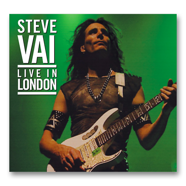 Live In London CD
