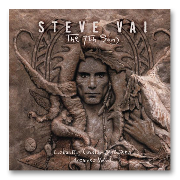 Steve Vai: Archives Vol 1, The 7th Song