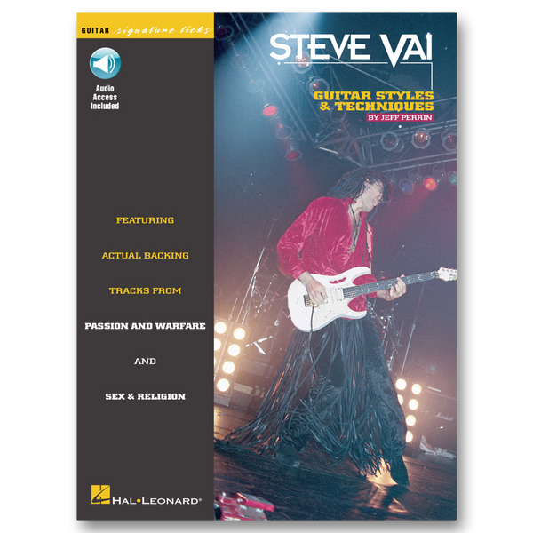 Guitar Styles and Techniques Music Book