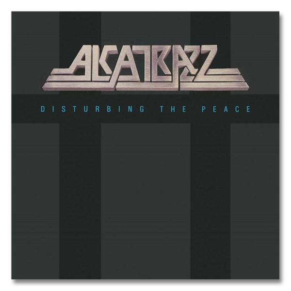 "Alcatrazz ""Disturbing The Peace"" CD"