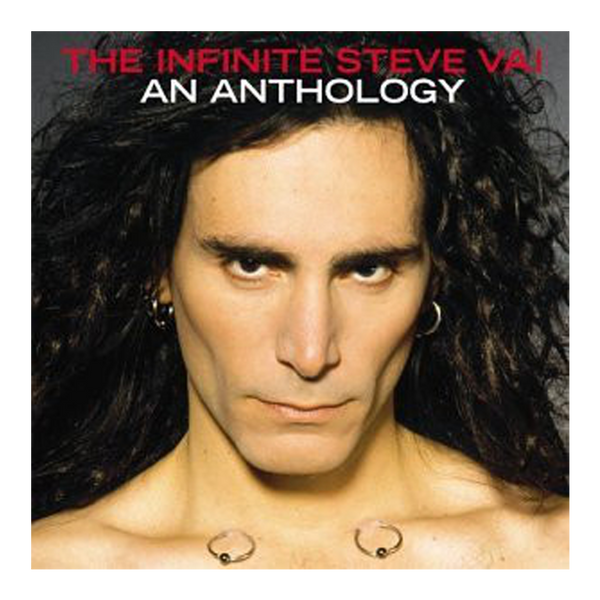 The Infinite Steve Vai CD