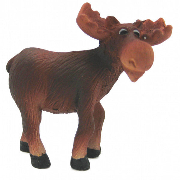 Miniatures Moose Poly Resin