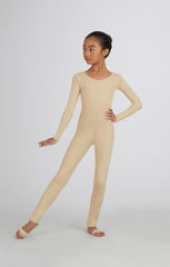 TB114W Adult Long Sleeve Unitard